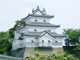 新発田市-日本100名城(新発田城)