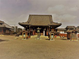 茨木市-総持寺