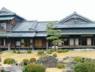 飯塚市-日本建築物(旧伊藤伝右衛門邸)