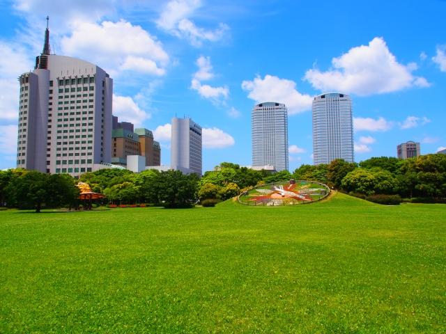 千葉市-幕張海浜公園