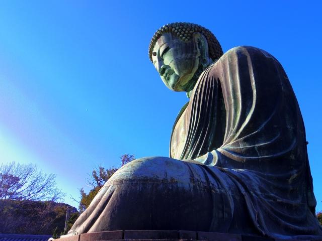 鎌倉-鎌倉の大仏