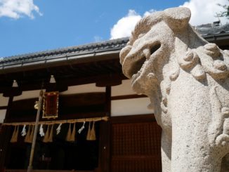 八尾市-神社