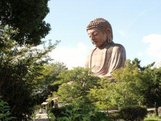 東海市-神社仏閣(大佛)(聚楽園大仏)