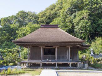 西尾市-金蓮寺(国宝・弥陀堂)