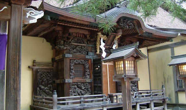 鹿沼市-古峯神社