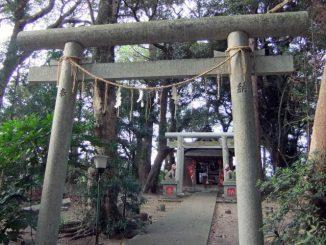 (神栖市)息栖神社-息栖神社の稲荷神社