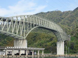 境港市-境水道大橋