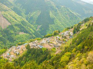 飯田市-日本のチロル!下栗の里