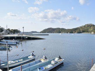 東松島市-奥松島の風景
