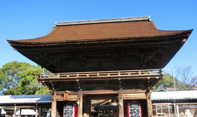 稲沢市-国府宮神社