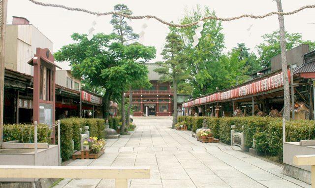 笠間市-笠間稲荷神社