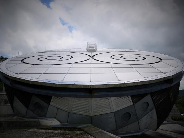 西脇市-(にしわき経緯度地球科学館 テラ ドーム)テラ ドームテラ・ドーム