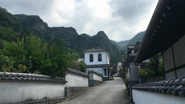 (伊万里市)伊万里大川内山-田舎の風景、佐賀県伊万里市の焼き物の里