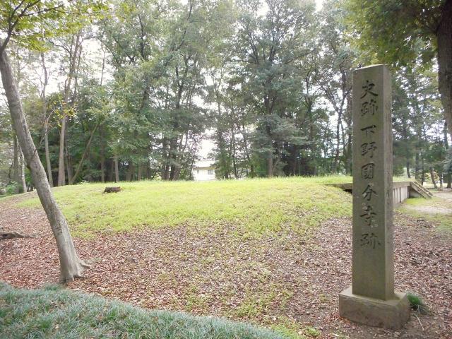 下野市-下野国分寺跡