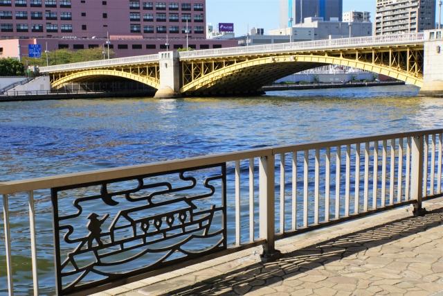 蔵前ー蔵前橋