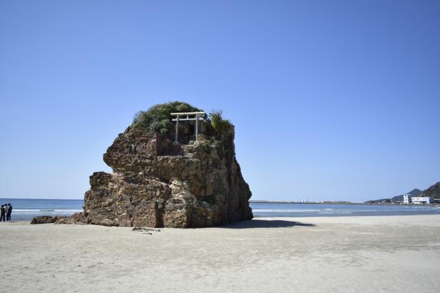 出雲ー稲佐の浜01