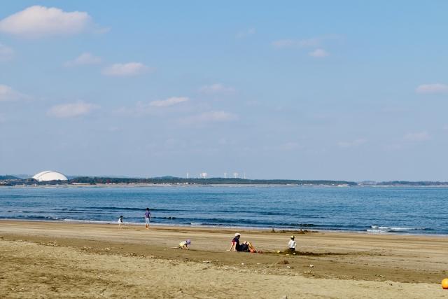 宮崎-青島(海岸・砂浜)