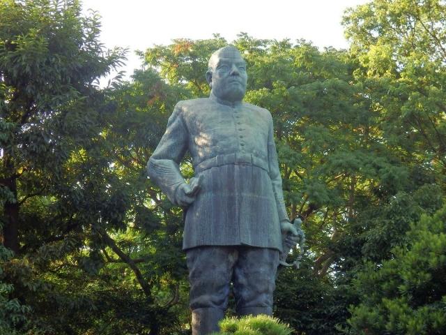 鹿児島ー西郷隆盛像