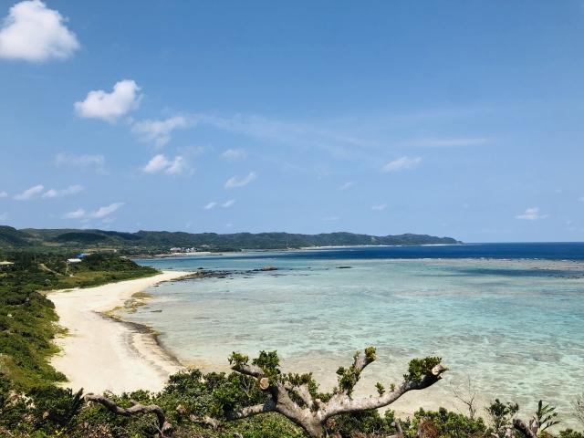 奄美大島-あやまる岬の風景(奄美大島)