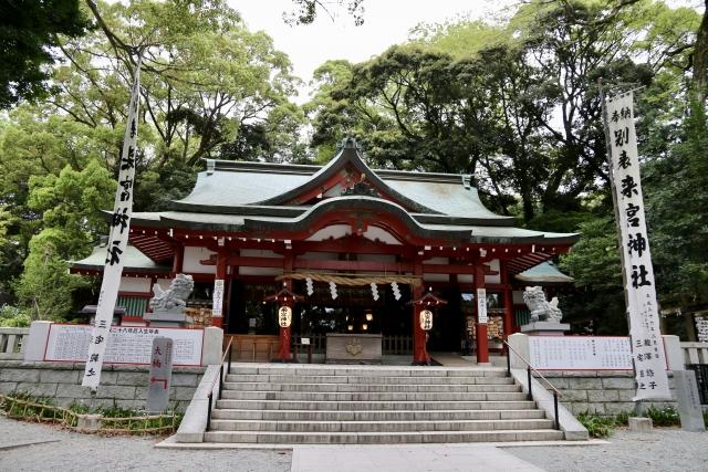熱海-熱海(来宮神社)