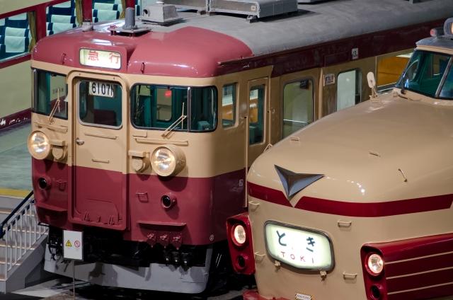 (大宮)鉄道博物館-電車3