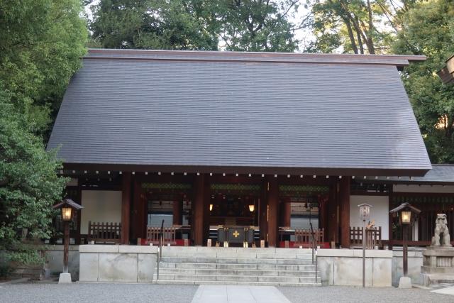 (赤坂)乃木神社