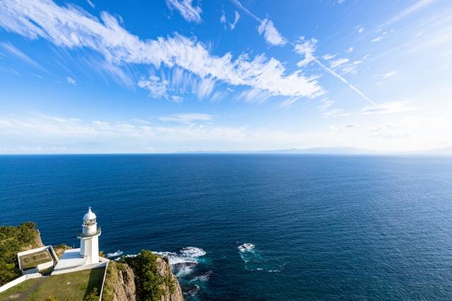 室蘭ー地球岬灯台