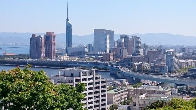 福岡市-福岡の風景3