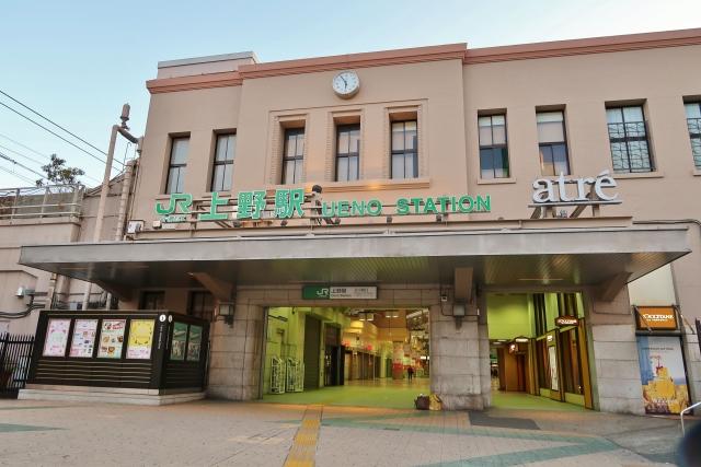 上野-上野駅1