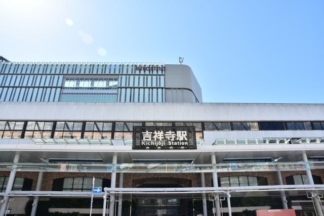 吉祥寺-吉祥寺駅前 北口