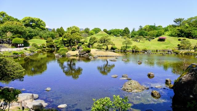 熊本-水前寺成趣園