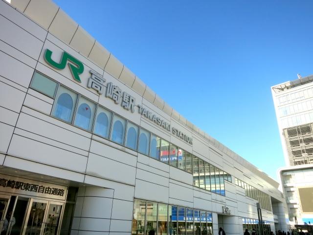高崎ー高崎駅