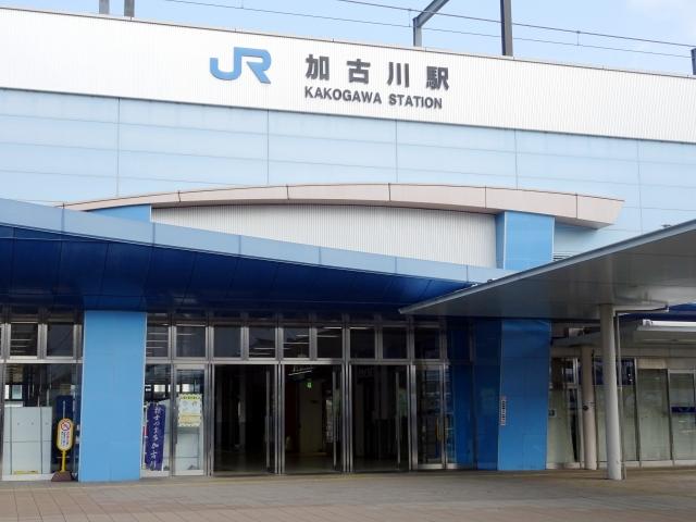 加古川-加古川駅