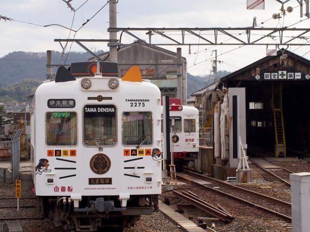 和歌山-世界一かわいい電車。01