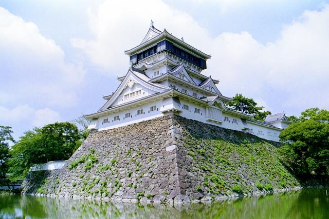 小倉-作品#25 フィルム写真「小倉城」