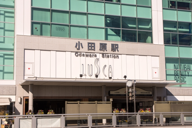 小田原-小田原駅前
