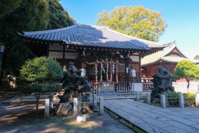 平塚-上中里 平塚神社
