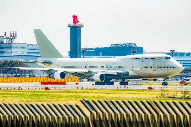 成田-飛行機