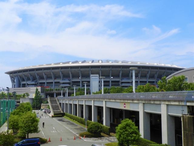 新横浜-日産スタジアム前