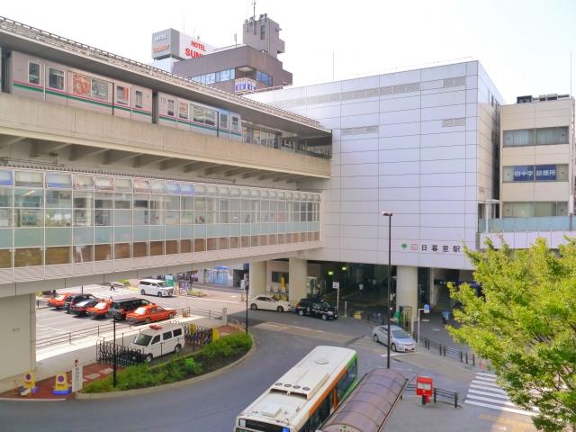 日暮里-日暮里駅3
