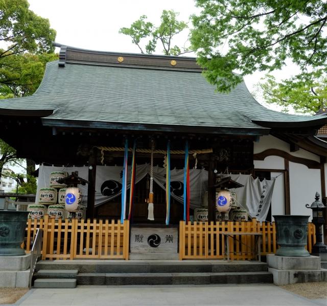 松戸-松戸神社