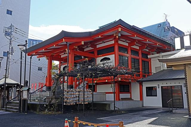 神楽坂-善国寺