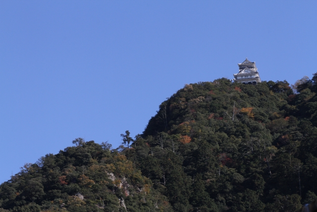 岐阜-金華山