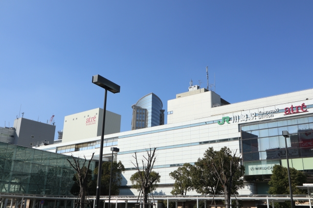 川崎-川崎駅