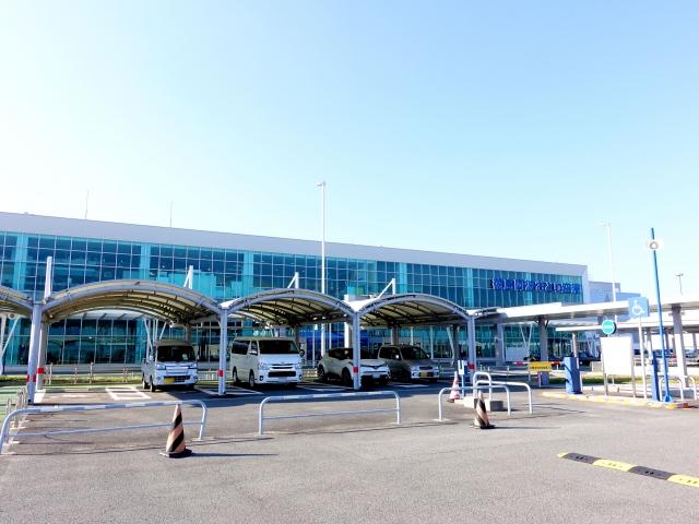 徳島-徳島阿波おどり空港