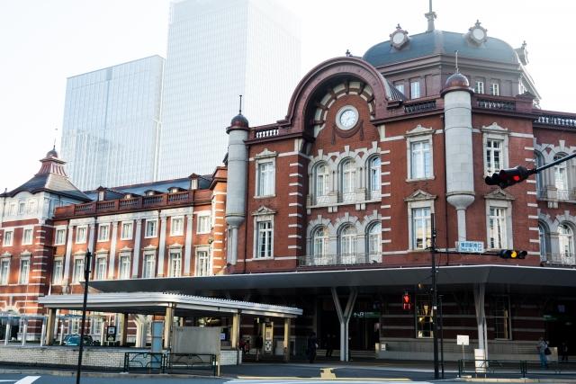 東京駅-東京駅前