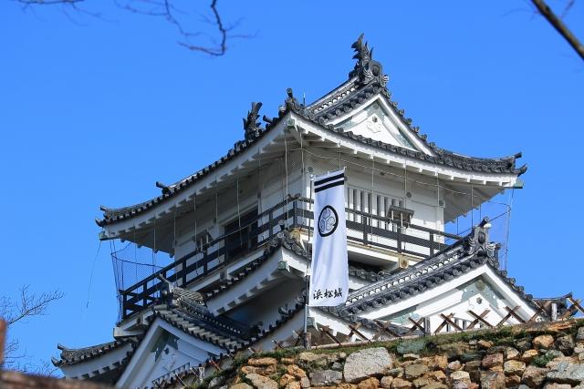 浜松-浜松城天守閣