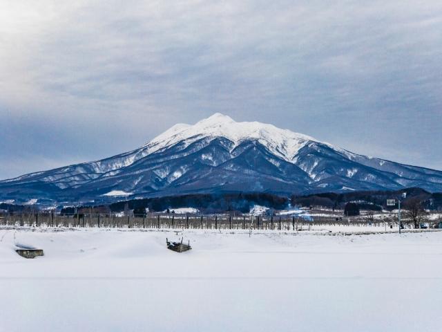 青森-岩木山
