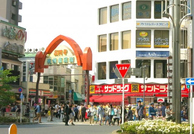 高円寺-高円寺純情商店街