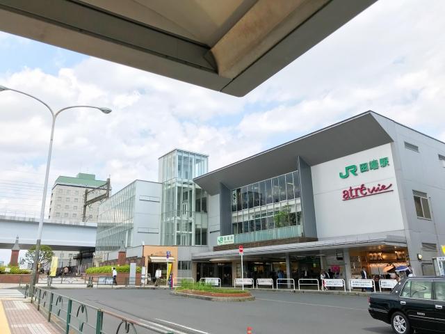 田端-田端駅